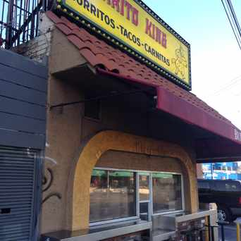 Photo of Burrito King in Greater Echo Park Elysian, Los Angeles