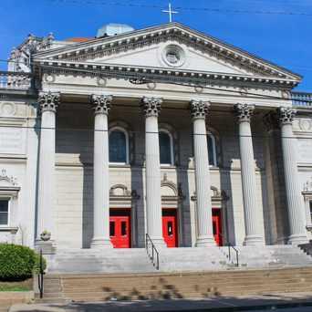 Photo of Lampton Baptist Church in Old Louisville, Louisville-Jefferson