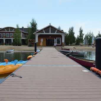 Photo of Auburn Bay Dock in Calgary