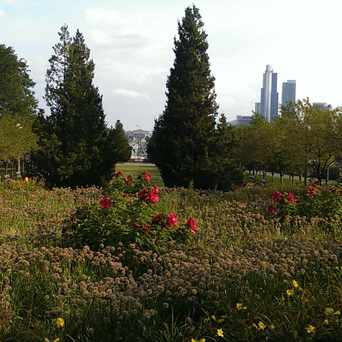 Photo of Cancer Survivors' Garden in Grant Park, Chicago