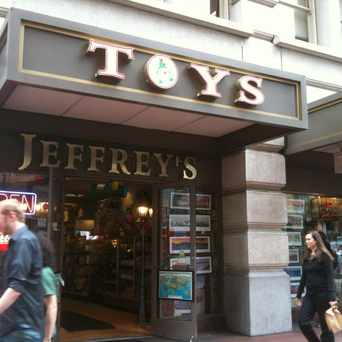Photo of Jeffrey's Toys in South of Market, San Francisco