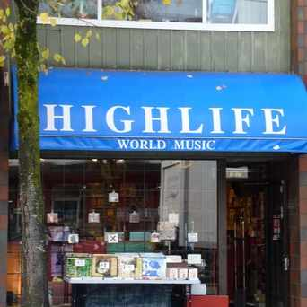Photo of Highlife Records & Music in Grandview-Woodland, Vancouver