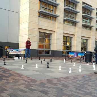 Photo of Pedestrian Mall in Iowa City