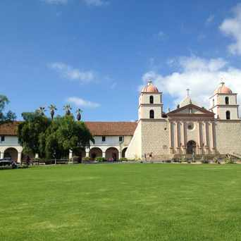 Photo of Old Mission Santa Barbara in Santa Barbara