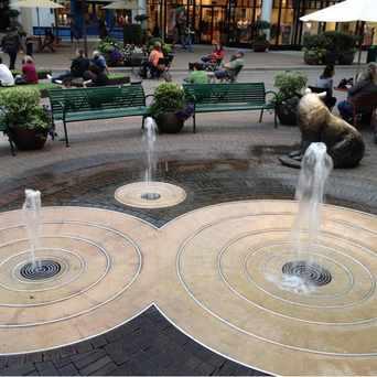 Photo of Redmond Town Center Fountain in Downtown, Redmond