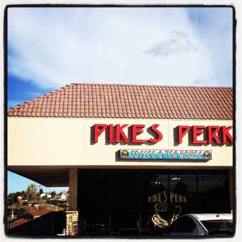 Photo of Pikes Perk Coffee and Tea House in Colorado Springs