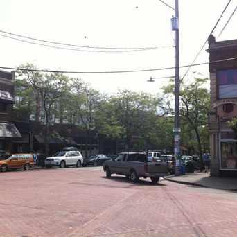 Photo of Old Market Street in Ballard, Seattle