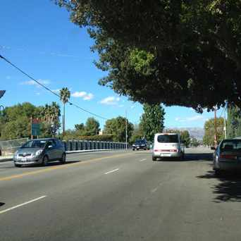 Photo of New Bridge in Reseda, Los Angeles