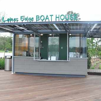 Photo of Lakes Edge Boat House in The Woodlands