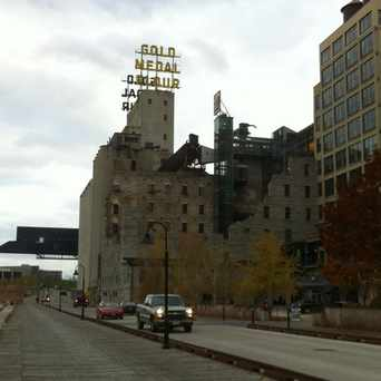Photo of Gold Medal Flour Mill in Downtown East, Minneapolis