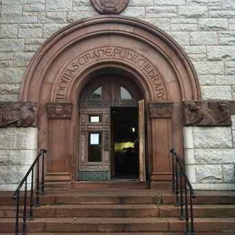 Photo of Thomas Crane Public Library in Quincy