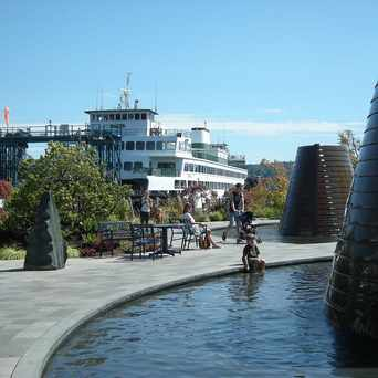 Photo of Bremerton Ferry Terminal in Bremerton