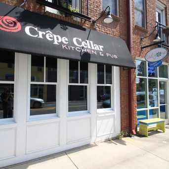 Photo of Crepe Cellar Kitchen and Pub in North Charlotte, Charlotte