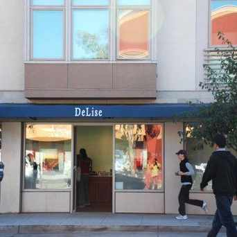 Photo of DeLise Dessert Cafe in North Beach, San Francisco