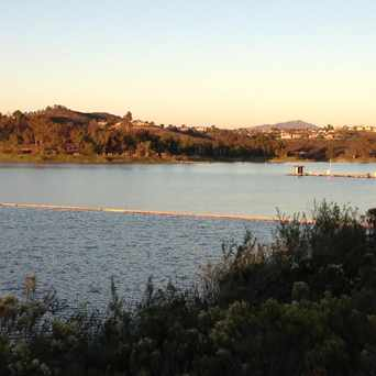 Photo of Lake Miramar in Scripps Ranch, San Diego