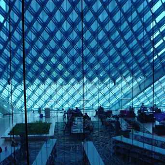 Photo of Seattle Central Library in Downtown, Seattle