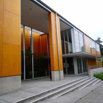Photo of SW Branch of Seattle Public Library in Roxhill, Seattle