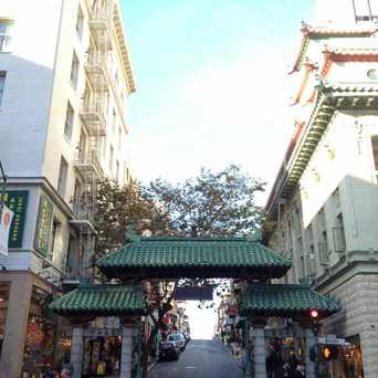 Photo of Dragon's Gate in Downtown-Union Square, San Francisco