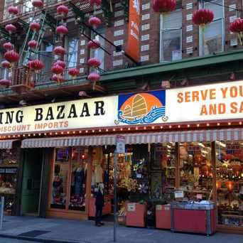 Photo of China Bazaar in Chinatown, San Francisco