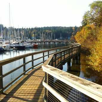 Photo of Eagle Harbor Boardwalk Trail in Winslow, Bainbridge Island