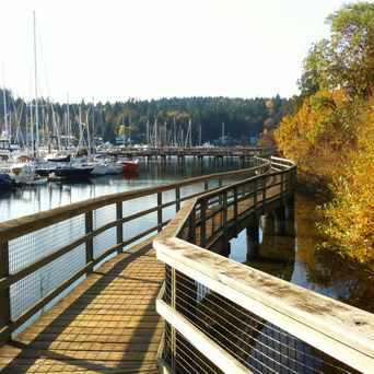 Photo of Eagle Harbor Boardwalk Trail in Bainbridge Island