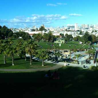 Photo of Mission Dolores Park in Mission Dolores, San Francisco