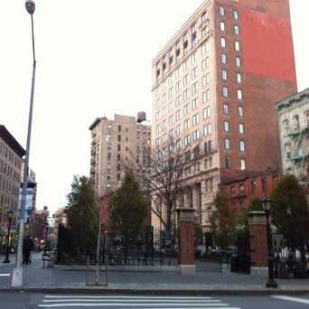 Photo of Lieutenant Pretrosino Square in SoHo, New York