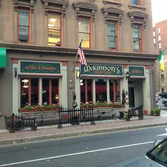 Photo of Mckinnons Irish Pub in Downtown, Hartford