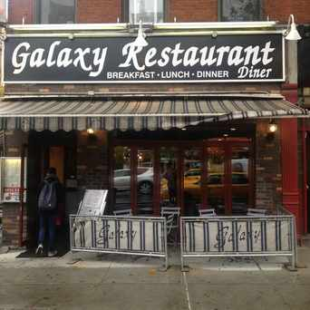 Photo of Galaxy Diner in Hell's Kitchen, New York