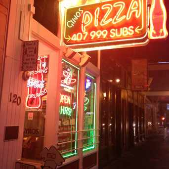 Photo of Gitto's Pizza in Central Business District, Orlando