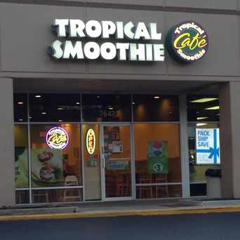 Photo of Tropical Smoothie Cafe in Fairborn