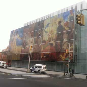 Photo of Harlem Hospital Center in Central Harlem, New York