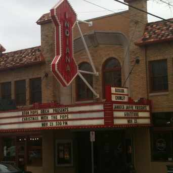 Photo of Buskirk-Chumley Theater in Bloomington