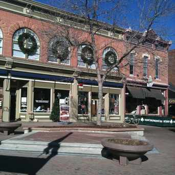 Photo of Old Town Square in Fort Collins
