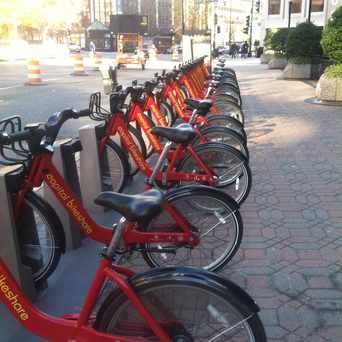 Photo of Capital Bikeshare: 21st & M St NW in Dupont Circle, Washington D.C.