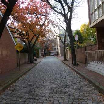 Photo of Cypress Street in Center City East, Philadelphia