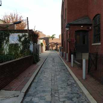 Photo of Addison Street in Washington Square West, Philadelphia