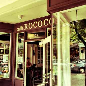 Photo of Caffe Rococo in Moss Bay, Kirkland