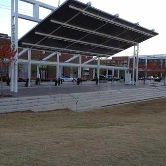 Photo of Guthrie Green in Brady Arts District, Tulsa