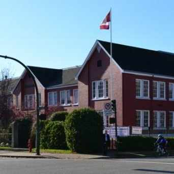 Photo of Henry Hudson Elementary, Cypress Street, Vancouver, BC, Canada in Kitsilano, Vancouver