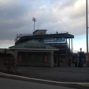 Photo of Municipal Stadium in Hagerstown