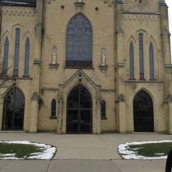 Photo of Sacred Heart Church in Ingersoll