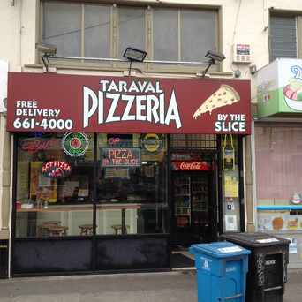 Photo of Taraval Pizza in Parkside, San Francisco