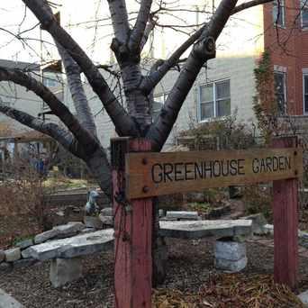 Photo of Greenhouse Garden in East Ukrainian Village, Chicago