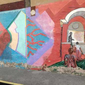 Photo of Elizabeth Peabody Elementary School in Noble Square, Chicago