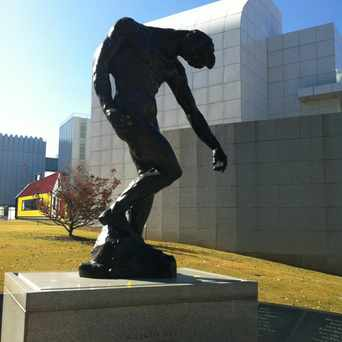 Photo of The Shade By auguste Rodin in Midtown, Atlanta