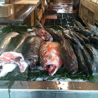 Photo of Monterey Fish Market, Hopkins Street, Berkeley, CA in Berkeley