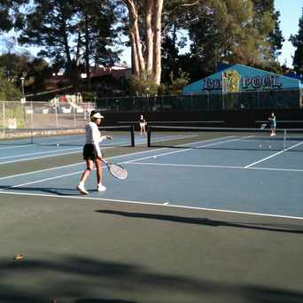 Photo of King Park Tennis Courts in Berkeley