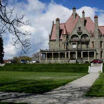 Photo of Craigdarroch Castle in Victoria