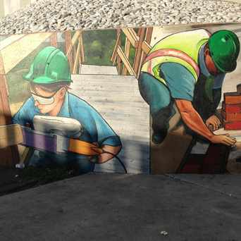Photo of Mural On Jefferson St in Midway District, San Diego